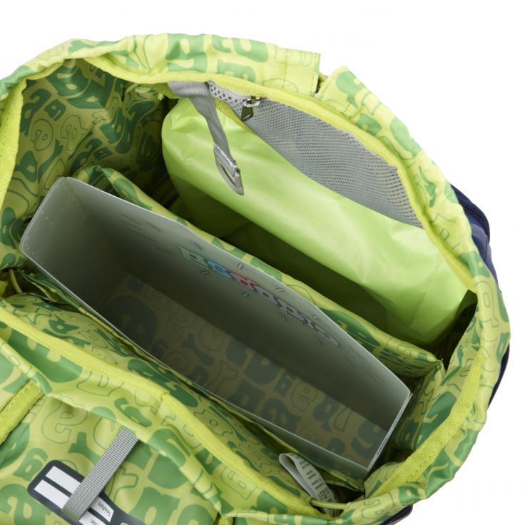Рюкзак Ergobag LumBearjack с наполнением + светоотражатели в подарок, - фото 12