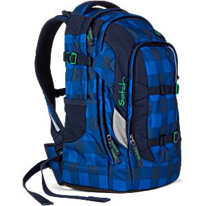 Рюкзак для мальчика синий Satch Pack Bluetwist SAT-SIN-002-9A4