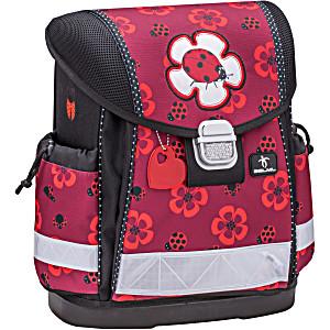 Школьный ранец Belmil 403 13 Ladybug – Белмил Божья коровка Фиолетовый