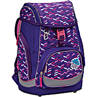 Ранец-рюкзак Belmil Comfy Pack 405-11/685 цвет Purple Color + дождевик