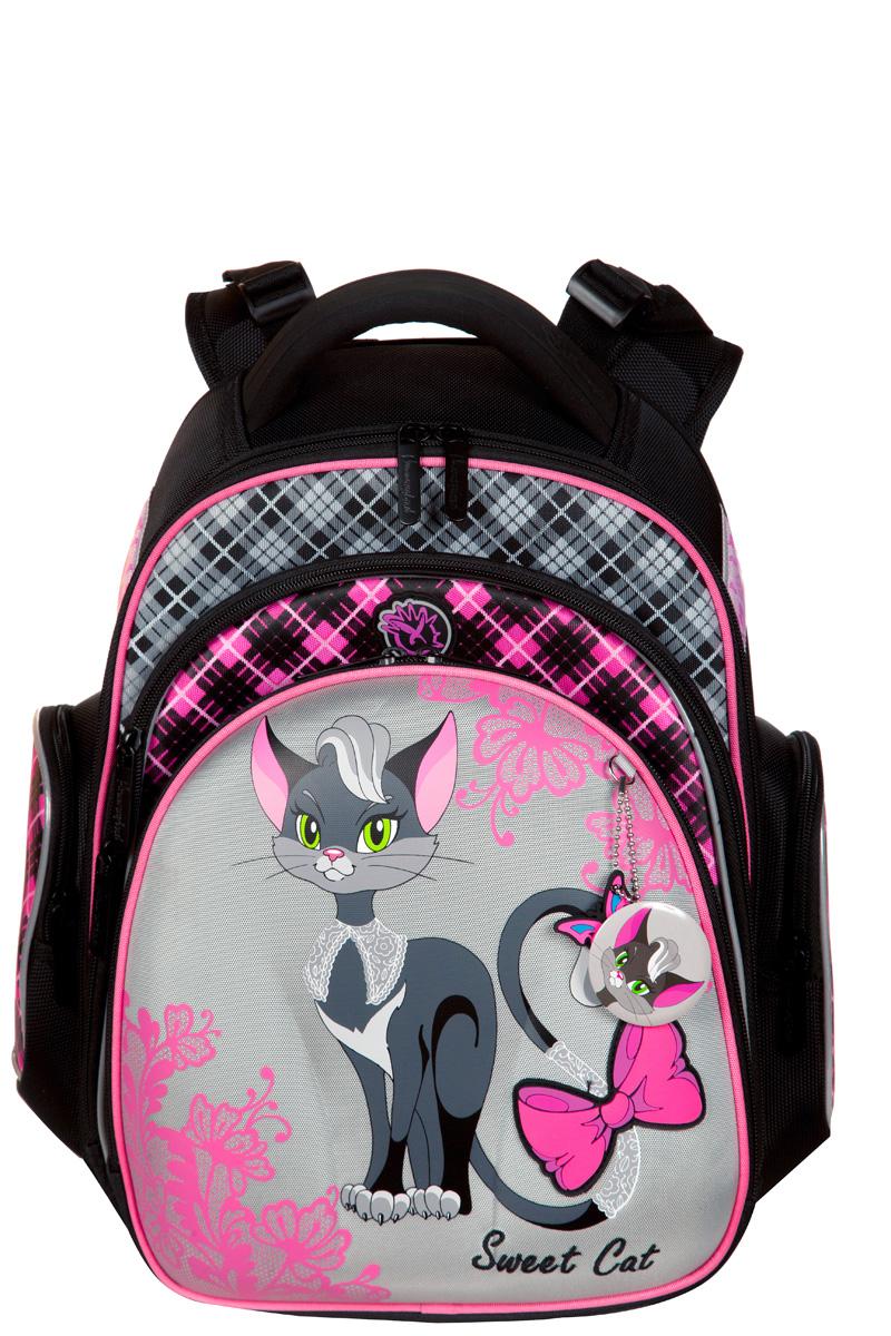 Школьный рюкзак Hummingbird TK54 официальный с мешком для обуви, - фото 2